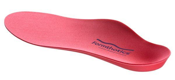 Formthotics™ Medical Original Dual Hard (density) Red/Red