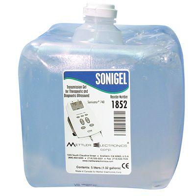 Sonigel Clear Ultrasound Gel, 5 Ltr with refillable bottle