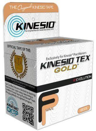 Kinesio® Tex Gold FP (Finger Print) 2 In. x 16.4 Ft. Box/6 Rolls