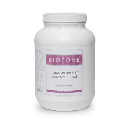 Biotone Dual Purpose Massage Cream 1 Gal.