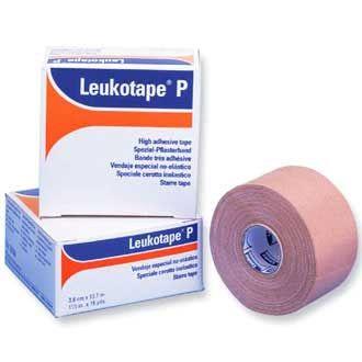 """Leukotape P Sportstape 1½"""" x 15 Yards, Case of 30 Rolls"""