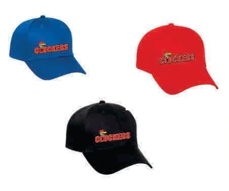 Cluckers Basic Ball Cap