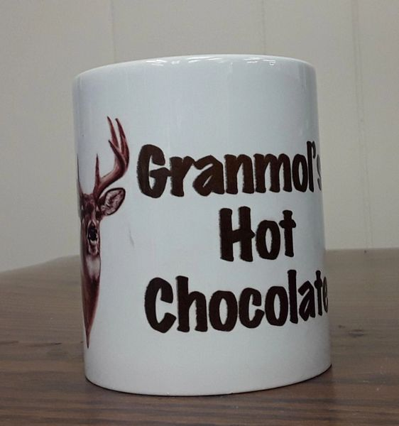 11 oz. Custom Coffee Mug