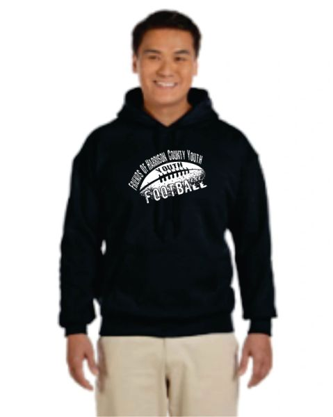 FHCY Football Pullover Hoody
