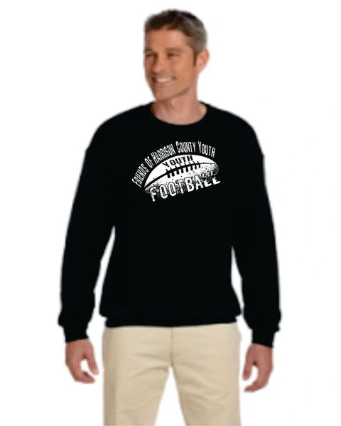 FHCY Football Crewneck Sweat Shirt