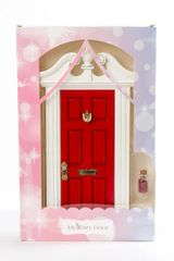 My Red Fairy Door