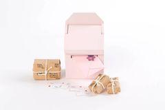 Pink Fairy Mailbox