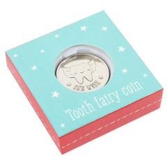 Tooth Fairy Wish Coin