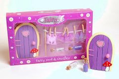 Fairy Door & Washing Line Set