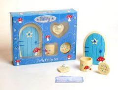 Fairy Door & Tooth Box Set Blue