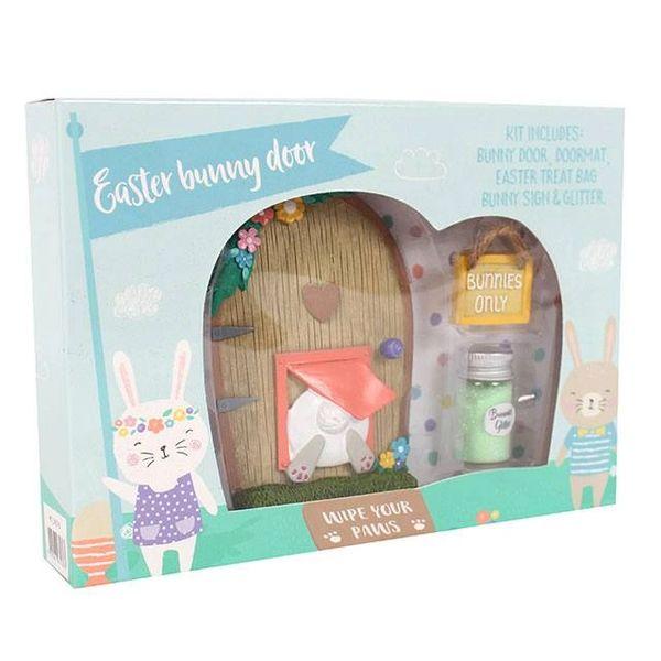 My Easter Bunny Door