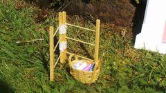 Fairy Laundry Basket