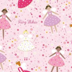 Fairy Wishes Wrapping Paper