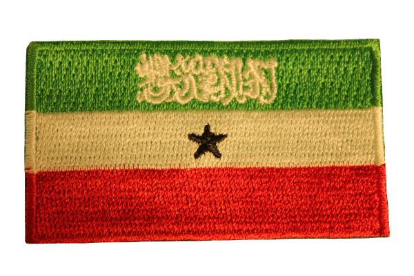 SOMALILAND Country Flag Iron On PATCH CREST BADGE
