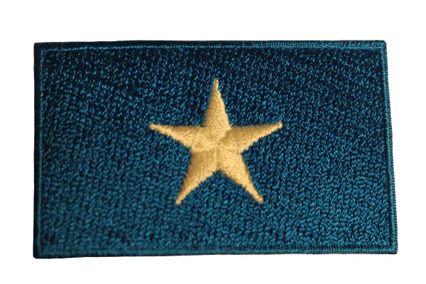 SOMALIA Country Flag Iron - On PATCH CREST BADGE