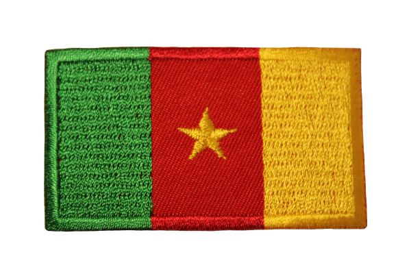 SENEGAL COUNTRY FLAG IRON ON PATCH CREST BADGE .. Size : 1.5 X 2.5 INCH