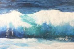 Waters Under the Heavens - Sold