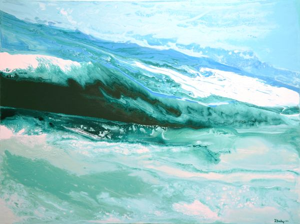 Breakers of the Sea - SOLD