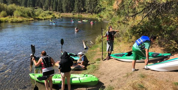 Kayaking Tours and Rentals near Crater Lake National Park. Cycling, Backpacking, hiking tours.