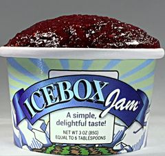 Mixed Berry Freezer Jam
