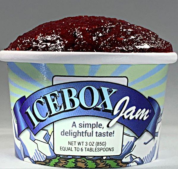 Mixed Berry Freezer Jam