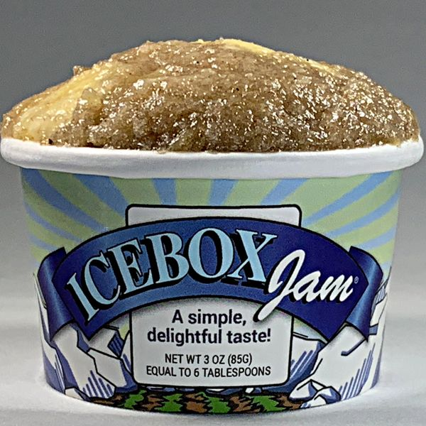 Cinnamon Banana Freezer Jam