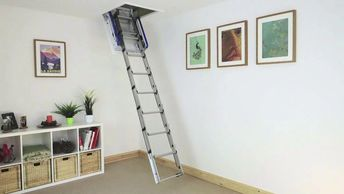 loftomatic loft ladder