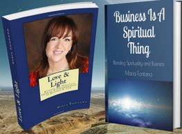 Maria Fontana Author, Maria Fontana Amazon Best seller, Business Expert, Spiritual Teacher