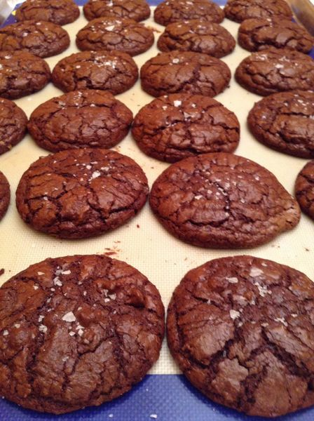 Sea Salt Brownie Dozen