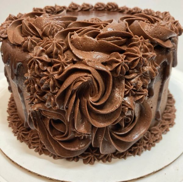 KETO CHOCOLATE CAKE - CALL FOR SAME DAY PICK UP. *MAY TAKE 2-4 DAYS TO PROCESS. ADDITIONAL FEE for RUSH ORDERS