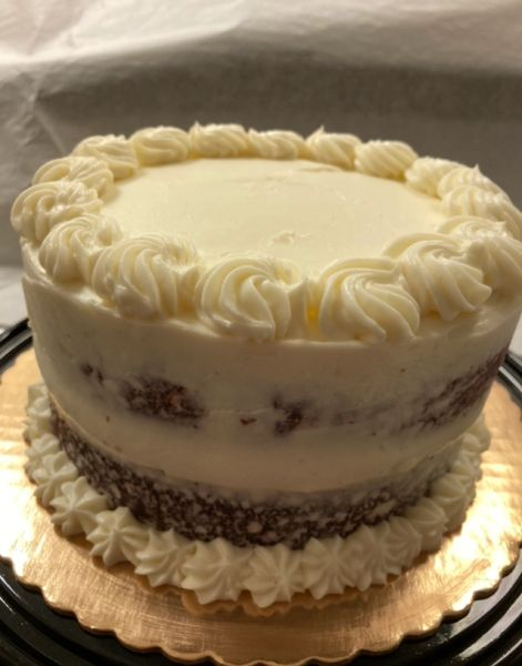 """KETO RED VELVET CAKE 6"""" - FOR SHIPPING, ORDERS MUST BE RECEIVED BY 11/15/2020"""