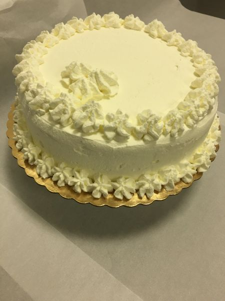 *KETO CARROT CAKE 6 INCHES CREAM CHEESE ICING *Shipping Option