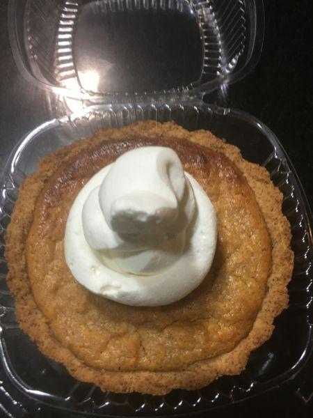 6 Mini Sweet Potato Pies