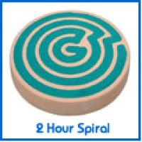 2 Hour Spiral Burner Kit
