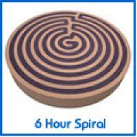 6 Hour Spiral Burner Kit