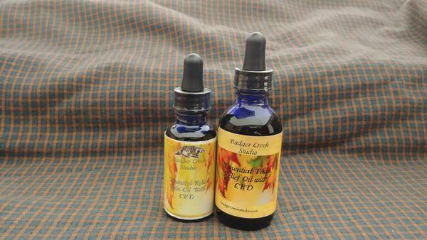 Essential Relief Oil with CBD 2 oz.