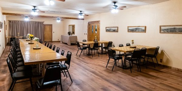 Banquet Room / Meeting Space