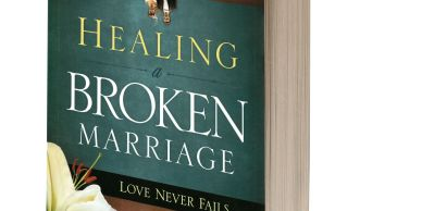 Healing a Broken Marriage / book
