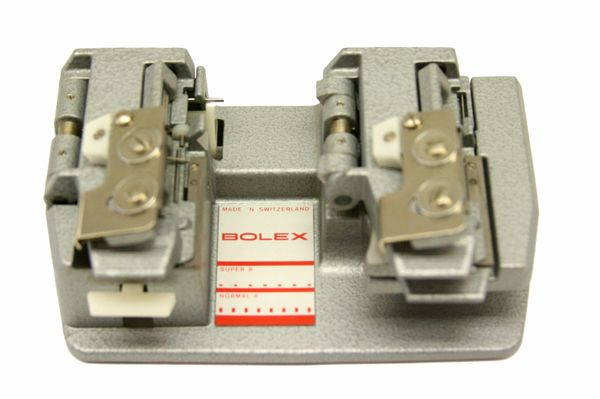 Bolex Dual 8mm Cement Film Splicer