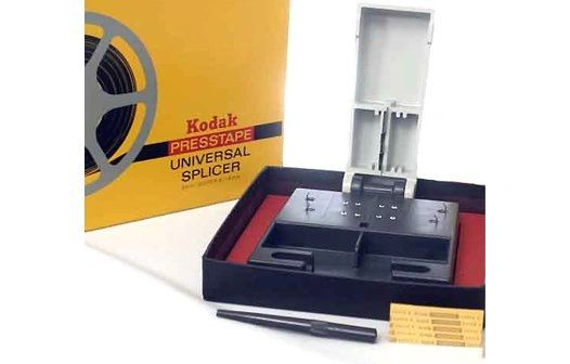 Kodak Presstape Universal Splicer for 8mm, Super 8 and 16mm (LIMITED  AVAILABILITY)