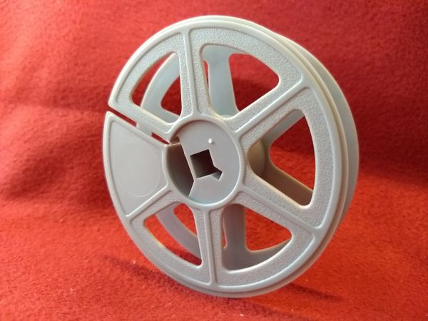 TayloReel 16mm 100 ft. Plastic Movie Reel (10-Pack)