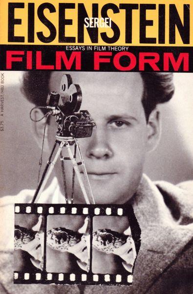 Eisenstein Film Form (Paperback)