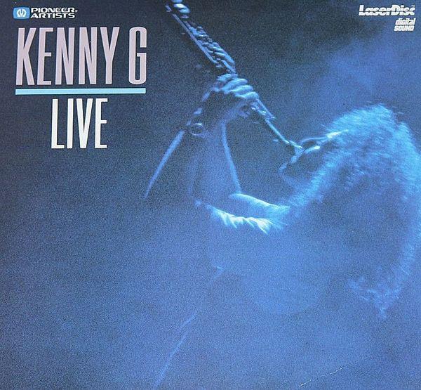 Kenny G LIVE (Concert Laserdisc)