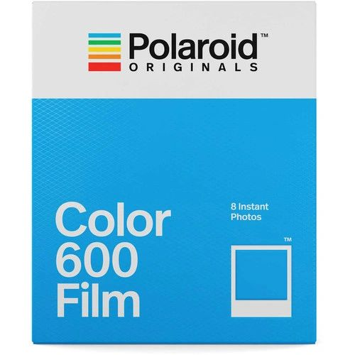 Polaroid Instant Color Print Film for the Polaroid 600 Camera