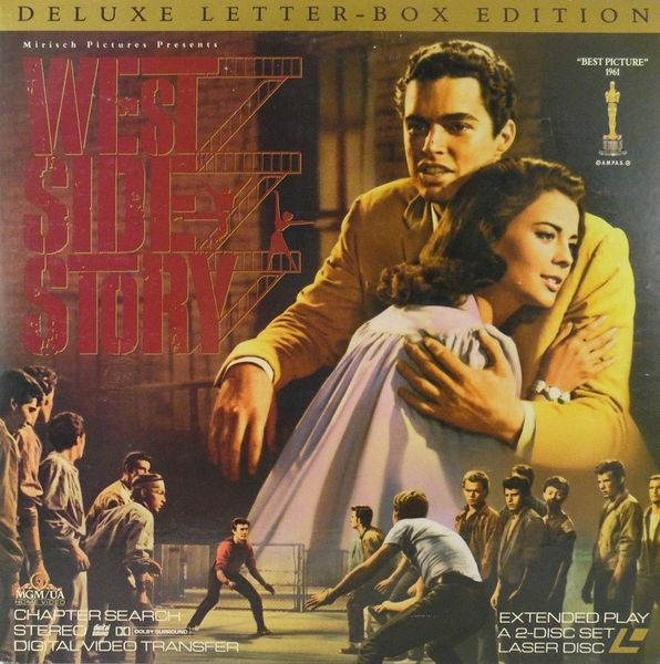 West Side Story (2-Disc Letterbox Edition/Digital Sound and Transfer)