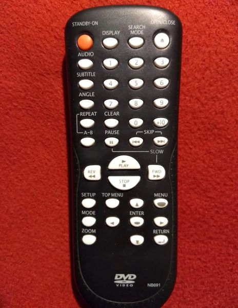 Magnavox DVD Remote (Model NB691)