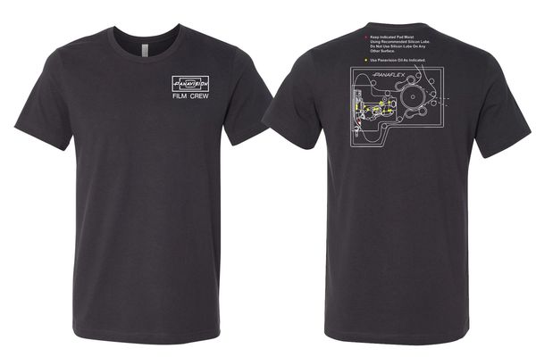 PANAVISION FILM MOVEMENT TEE (Adult Small)