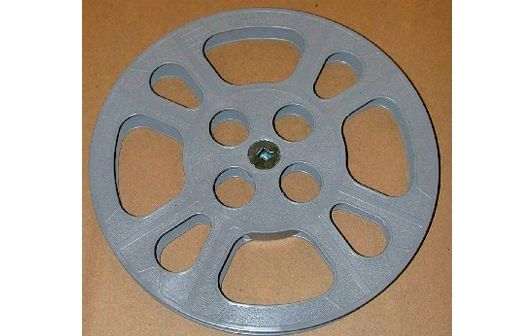 TayloReel 16mm 800 ft. Plastic Movie Reel