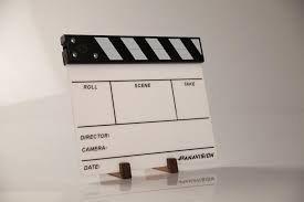 Panavision Film Slate