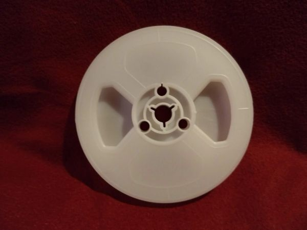 TayloReel Super 8mm 200 ft. Plastic Movie Reel